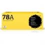 Тонер-картридж T2 TC-H78A (HP P1566/P1606dn,  Canon MF4410/MF4430/MF4450 (1500 стр.) с чипом