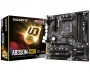 Gigabyte, GA-AB350M-D3H, MB GIGABYTE AMD B350 sAM4, AMD Ryzen processor, AMD 7th Generation A-series