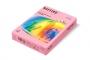 Бумага MAESTRO Color A4/80 г/м  (500 листов) РОЗОВЫЙ пастель