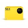 Тонер-картридж Т2 TC-H51X (HP LJ P3005/M3027mfp/M3035mfp (13000 страниц))