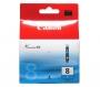 Canon CLI-8C, PIXMA iP4200/5200/6600D, MP500/610/800,3300/4500