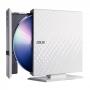 ASUS, SDRW-08D2S-U LITE/WHT/G/AS, ASUS DVD-RW ext. SDRW-08D2S-U LITE, USB 2.0, White Black Slim Ret.