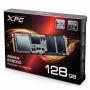 ADATA, ASX8000NP-128GM-C, ADATA 128GB SSD SX8000 m.2 PCIe Gen3x4 3D MLC