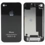 Задняя крышка для iPhone 4S (черный) класс AAA