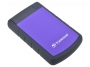 "Transcend, TS2TSJ25H3P, Transcend USB3.0 2TB StoreJet 2.5"" H Series Purple (Fully rubber cover, One"