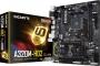Gigabyte, GA-A320M-HD2, MB GIGABYTE AMD A320 sAM4 (7th Generation A-series/ Athlon/Ryzen processors)