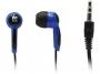 Defender 63608, Наушники вставки Defender Basic 604 черный + голубой