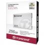 """Transcend, TS256GSSD230S, Transcend 256GB SSD, 2.5"""", SATA III 6Gb/s SSD230 3D NAND"""