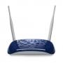 TP-Link TD-W8960N Wireless N ADSL2+ Modem Router, 802.11n/g/b 300Mbps , Annex A, with ADSL spliter,