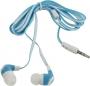 Defender 63702, Наушники вставки Defender Trendy 702 белый + голубой