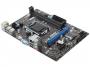 MSI, H81M-E33, MB MSI H81 s1150, VGA(D-SUB+HDMI), 2xDDR3(16Gb/1600), 1x PCIe x16, 1x PCIe x1, 8xAudi