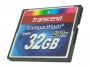 32Gb Compact Flash Card Transcend 400x, TS32GCF400