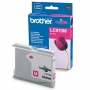 Картридж Brother LC970M, Magenta, 350 pages (5%) (MFC-235C/ DCP-135C/ 150C LC970)
