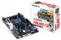 Gigabyte, GA-78LMT-S2, MB GIGABYTE AMD 760G+SB710 sAM3 2xDDR3, VGA, 1xPCI-e x16, 1xPCI-e x1, PCI, 8x