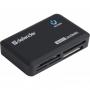 Defender, 83501, Картридер Defender Optimus USB 2.0, 5 слотов