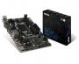 MSI, B85M PRO-VD, MB MSI B85 s1150, VGA(DVI+D-SUB), 2xDDR3(16Gb/1600), 1x PCIe x16, 2x PCIe x1, 8xAu