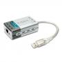 D-Link DUB-E100 USB 2.0 10/100