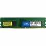 Crucial, CT16G4DFD824A, Crucial 16GB DDR4 2400 MT/s (PC4-19200) CL17 DR x8 Unbuffered DIMM 288pin