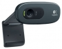 Logitech HD Webcam C270 Black, 1280x720 (960-000636) USB 2.0