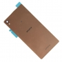 Задняя крышка для Sony для Xperia Z3, коричневая