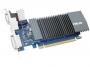 ASUS, GT710-SL-1GD5-BRK, VGA ASUS NVIDIA GeForce GT 710, 1Gb GDDR5/32-bit, PCI-Ex16 3.0, 1xD-Sub, 1x