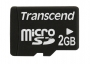.2GB Transflash (MicroSDC) Transcend без адаптера