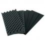 Шумопоглощающие пластины для корпуса компьютера, самокл., 6 шт., 32 х 16 см, черный, Hama (H-41517)
