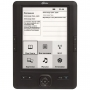 "RITMIX RBK-670FL Black, 6"" E-ink, 4Гб. Linux"