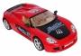 Автомобиль Mioshi Tech 24см на аккум. 2012-3 (bugatti veyron (красно-черный)