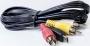 Дополнительный кабель RCA (видео выход)  для AXIOM Car Vision 1000