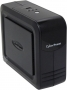 CyberPower DX850E black, (850VA/490W/192V-263V/аккум.7Аh) 3 евророзетки