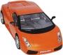 Автомобиль Mioshi Tech 24см на аккум.  2012-4 (оранжевый)