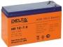 Delta HR 12-7.2 (12V 7.2Ah), Аккумуляторная батарея