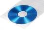 Конверты д/CD/DVD прозрачн. 1шт (1 конверт)  HAMA  H-51095