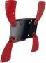 Кронштейн Holder LCDS-5058 для LCD/LED диагональ 19-47, наклонный, до 30кг, черный глянец