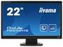 "21.5""  IIYAMA ProLite P2252HS-B1 LED, 5ms 225 кд/м2, 1000:1,стереоколонки, DVI, HDMI, VGA"