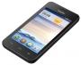 Huawei Ascend Y330 black, GSM, 3G, смартфон, Android 4.2, вес 126 г, ШхВхТ 63.5x122.1x11.3 мм, экран