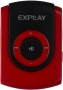 MP3-Плеер Explay Hit 8Gb красный/черный