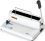 Аппарат переплетный Office Kit B3412 для метал. пружины,перфор.-до12л,переплет-до 120л.