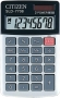 Калькулятор Citizen карман.  8 разр. (SLD-7708), 112х68мм, с футляром