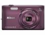 "Nikon Coolpix S5300 Plum (16MPix, 4608x3456, 8xZoom, F3.7 - 6.6, LCD3.0"", SD/SDHC)"