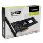Kingston, SKC1000H/240G, Kingston 240GB KC1000 PCIe Gen3x4 NVMe (HHHL)