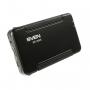 SVEN SE-205E внешний HDD бокс 2.5, алюм., безвинтовой, e-SATA/ USB, черный, SV-07100205E