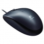 Logitech M90, оптическая, black, USB, Мышь