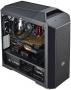 Cooler Master, MCY-C3P1-KWNN, Cooler Master MasterCase 3 Pro, USB 3.0 x 2, 2x140Fan, Black, mATX, w/
