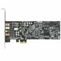 ASUS, XONAR_DGX, ASUS Audio card, 5.1 Channel, PCI-e x1, (Low-profile)