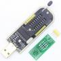 Smart Electronics CH340G CH340 CH341 CH341A 24 25 серии EEPROM Flash BIOS USB Программатор с програм