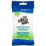 Салфетки Defender чистящие влажные CLN30200 для пластика в мяг уп. (20шт)