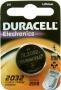 Duracell (CR2032 BL1), элемент питания 1шт.