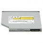LG, GTB0N.AUAA11B, GTC0N.ARAA10B, LG DVD-RW SATA Slim Black, SuperMulti, 8x, 12.7mm, OEM (для ноутбу